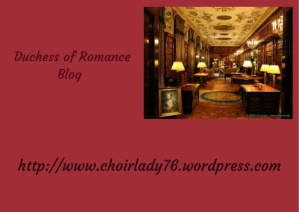 Duchess of Romance Blog Image